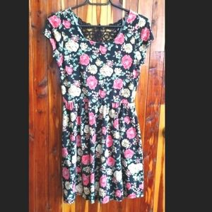 ⚡Sale⚡Forever 21 cute floral dress